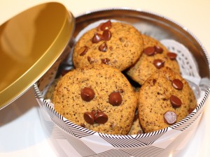 Kaniwa Quinoa Chocolate Chip Cookies