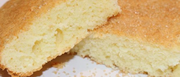Sweet Bread - Quesadilla
